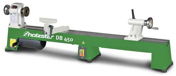 Malý kompaktní soustruh nadřevo DB 450 pro hobby adomácí dílnu s volitelným doplňkem prodloužení lože. Cena dolňku 1 389Kč bez DPH, celkem cena 4490Kč bezDPH (PRVNÍ HANÁCKÁ BOW).