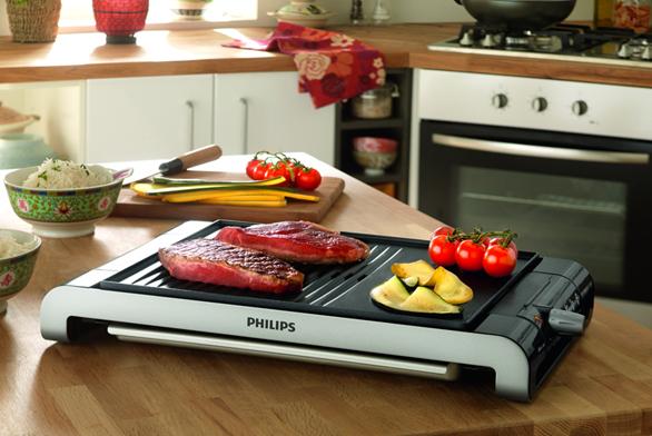 S jedním přístrojem můžete připravit mnoho různých pokrmů.