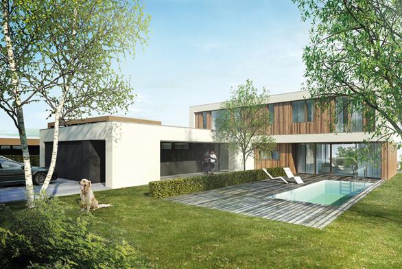 Luxusní bydlení s nadhledem