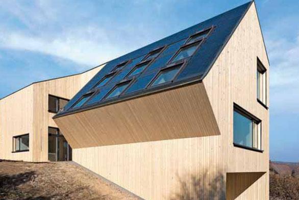 Experiment slunečního domu