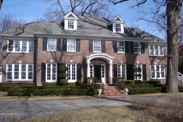 Dům z filmu Sám doma na prodej