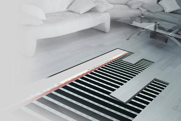Podlahové topení je sice relativně drahé, zaoptimálních podmínek však rohože či kabely dokážou išetřit...