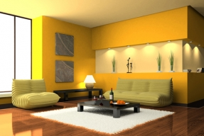 Barvy, které oživí vaše stěny