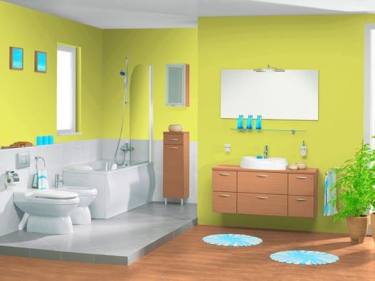 Jakou barevnou kombinací si zpříjemníte život?