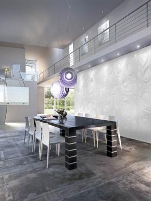 Společnost Citco se orientuje především navývoj nového povrchového designu mramoru. Její výrobky dokonale napodobí kůži (deska stolu), beton (podlaha) či dominují interiéru unikátním dekorem (nástěnné plastické dlaždice, intarzie apodobně), www.citco.it.