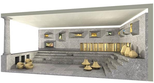 Kromě tradičních podob shladkým broušeným či leštěným povrchem můžeme dnes obdivovat nové způsoby opracování anové povrchové úpravy.
