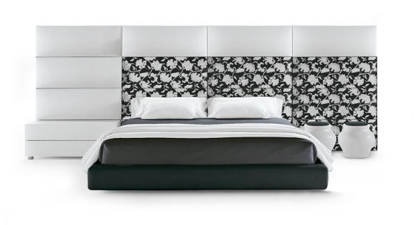 Dream (design Marcel Wanders, Poliform), možnost výběru čalounění, cena od136280Kč (3D H. INTERIER).