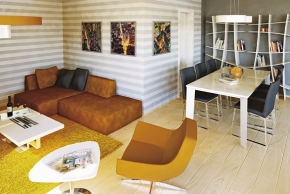 Zařizujeme obývací prostor