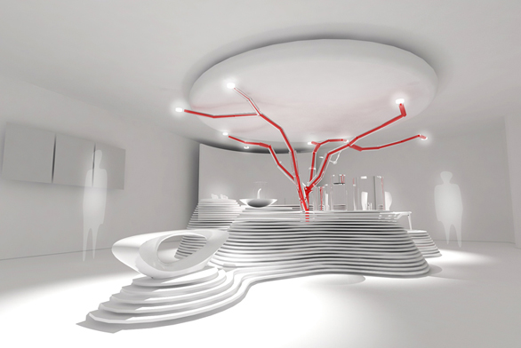 Výstava, která úspěšně reprezentovala český design na EXPO 2010 vShangaji, dosud vČeské republice nebyla představena.