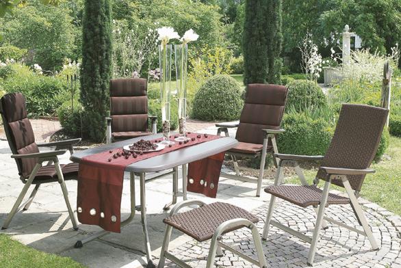 Elegantní zahradní nábytek
