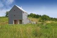 Originální dům zrozený z kompromisů