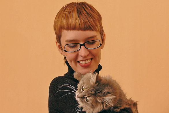 MgA. Veronika Loušová  (* 1979), designérka