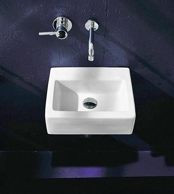 Umyvadlo Aquagrande, cena podle rozměru (vyrábí FLAMINIA, dodává AQUA TRADE).