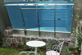 Stavíme bazén budoucnosti - z nerezu!