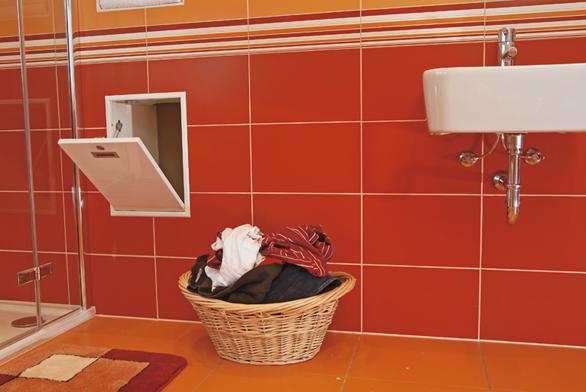 Kam se špinavým prádlem?