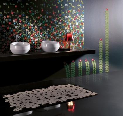 Jednotlivé prvky lze uvnitř každé desky kombinovat od minimalistických až po maximální představy.