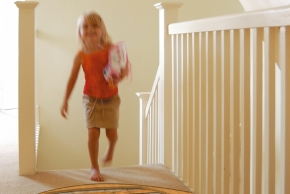 Podlaha ovlivňuje energetickou bilanci domu