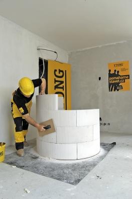 Získáte materiál vhodný pro stavbu pasivního domu.
