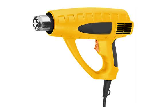 Vybavte dílnu opalovací pistolí