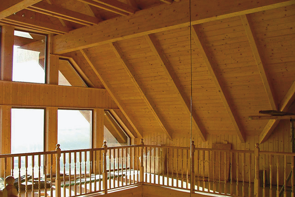 Krov domu s pokročilou artrózou