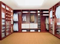 Komandor garderoba 1, lamino třešeň Toscana, cena skříně podle individuálního výběru zákazníka, doplňky od 245 Kč, KOMANDOR.