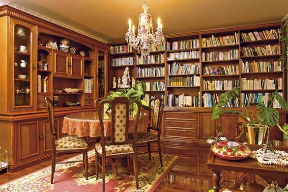Ke každému kusu nábytku přistupujte při skladbě interiéru individuálně a respektujte jeho formu.
