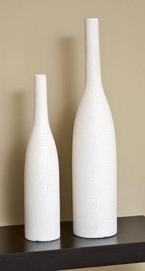 Stylové vázy nesmí chybět v žádném interiéru obývaném ženou.