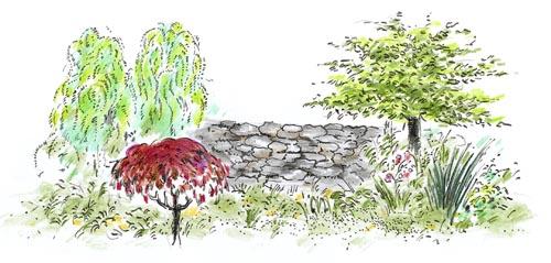 Návrh nové zahrady