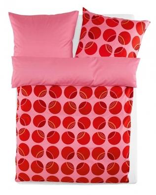 Povlečení ze 100% bavlny, velikost 80 x 80 cm, 135 x 200 cm nebo 155 x 220 cm, cena od 2 580 Kč (vyrábí IBENA - S´OLIVER, dodává ABITARE).