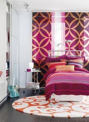 Povlečení na jednolůžko Andra Satin, povlak na přikrývku 150 x 200 cm a na polštář 50 x 60 cm, cena 799 Kč (IKEA).