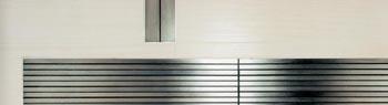 Obklady a dlažby vytvářejí nezvyklé prostorové variace a stávají se plnohodnotným prvkem interiéru.