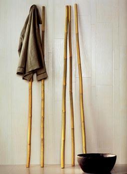 Máte slabost pro exotické země? Klidně si můžete pořídit koupelnu v bambusovém designu (Iris Ceramice).