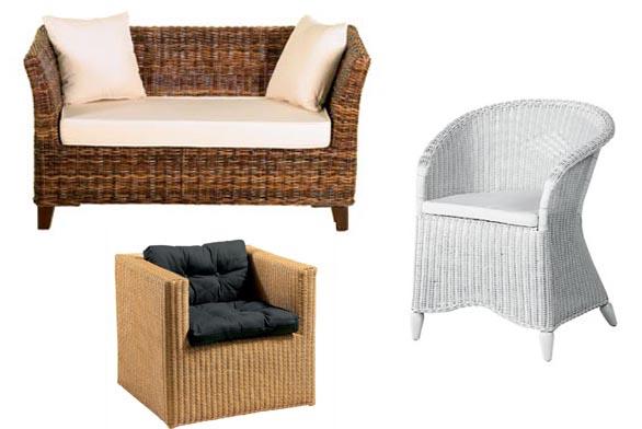 Vybíráme ratanový nábytek