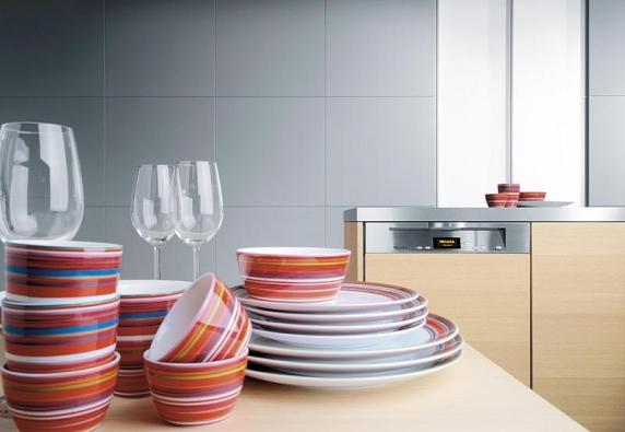Vestavné elektrospotřebiče pomohou sjednotit kuchyňský prostor (MIELE).