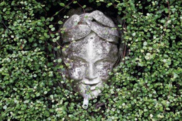 Zahrada byla založena vikomtem de Noilles v roce 1947.