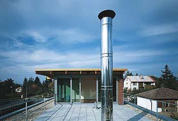 Vila v Klánovicích je domem, která za padesát let nebo v příštím století bude přesným a pravdivým dokumentem své doby.