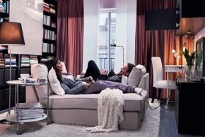 Obývací pokoj jako aktivní centrum