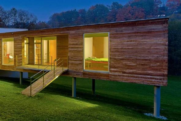 Moderní dům se stále platnými hodnotami