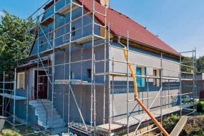 Kvalitní tepelná izolace domu