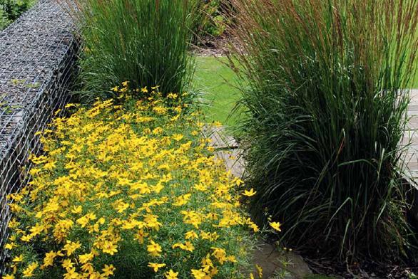 Zahrada v chráněném území