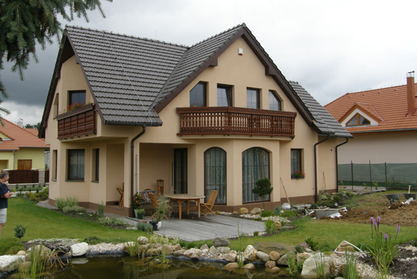 Kvalitní stavby díky systému Durisol