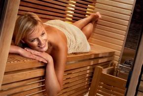 Na kolik přijde sauna?