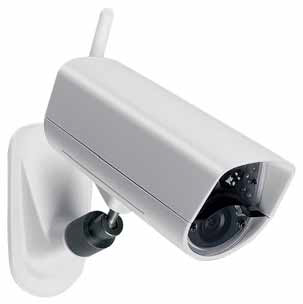 GSM bezdrátová kamera EYE- 02 je určena především pro zabezpečení malých objektů s potřebou záznamu a přenosu obrazu ve velmi dobré kvalitě malým kompaktním zařízením.