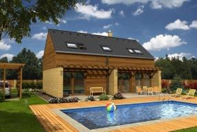 Energeticky úsporný a ekologicky šetrný dům