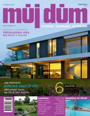 Předplatné časopisu Můj dům
