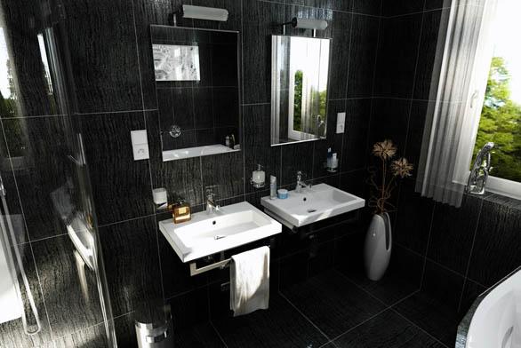 Relaxační masáž v pohodlí vlastní koupelny (ilustrační fotografie; Zdroj: Sapho)