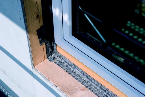 Správná montáž okna v praktických radách