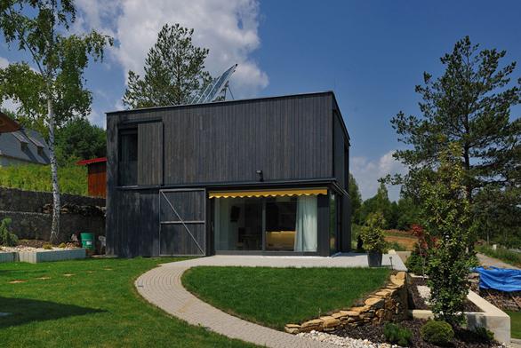 I dům za dva miliony může být komfortní