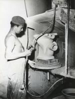 Továrna Znojmo, glazování