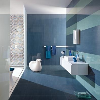 Keramická dlažba Lazuli ze série Mash.
